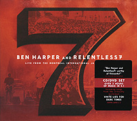 Ben Harper And Relentless7 Live From The Montreal International Jazz Festival (CD + DVD) Формат: CD + DVD (DigiPack) Дистрибьюторы: Gala Records, Virgin Records Ltd Европейский Союз Лицензионные артикул 1606a.