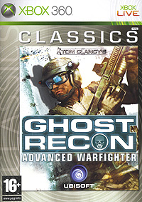 Tom Clancy's Ghost Recon: Advanced Warfighter Classics (Xbox 360) Серия: Classics инфо 5397b.